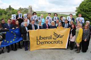 South West Lib Dem campaign launch