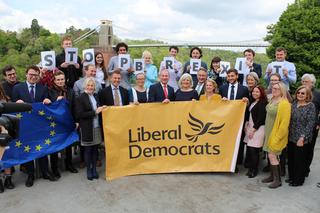 South West Lib Dem campaign launch