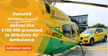 Wiltshire Air Ambulance (Wiltshire Air Ambulance (Adamwaa / CC BY-SA (https://creativecommons.org/licenses/by-sa/4.0)))
