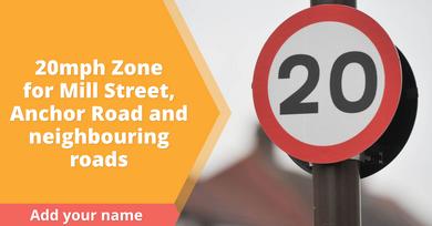 20 Mph Zone Petition (Wiltshire Liberal Democrats)