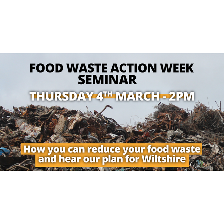 Food Waste Action Week Graphic